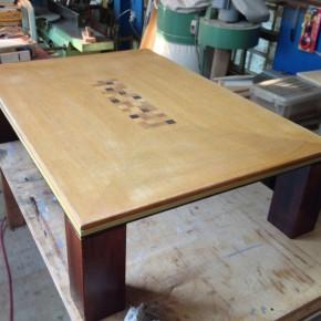 テーブル・リフレッシュ