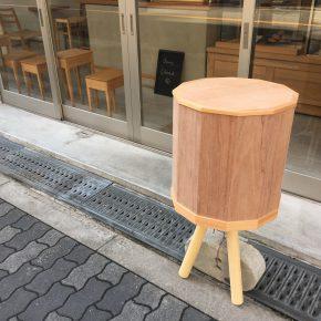 outside table-大阪・tawanico
